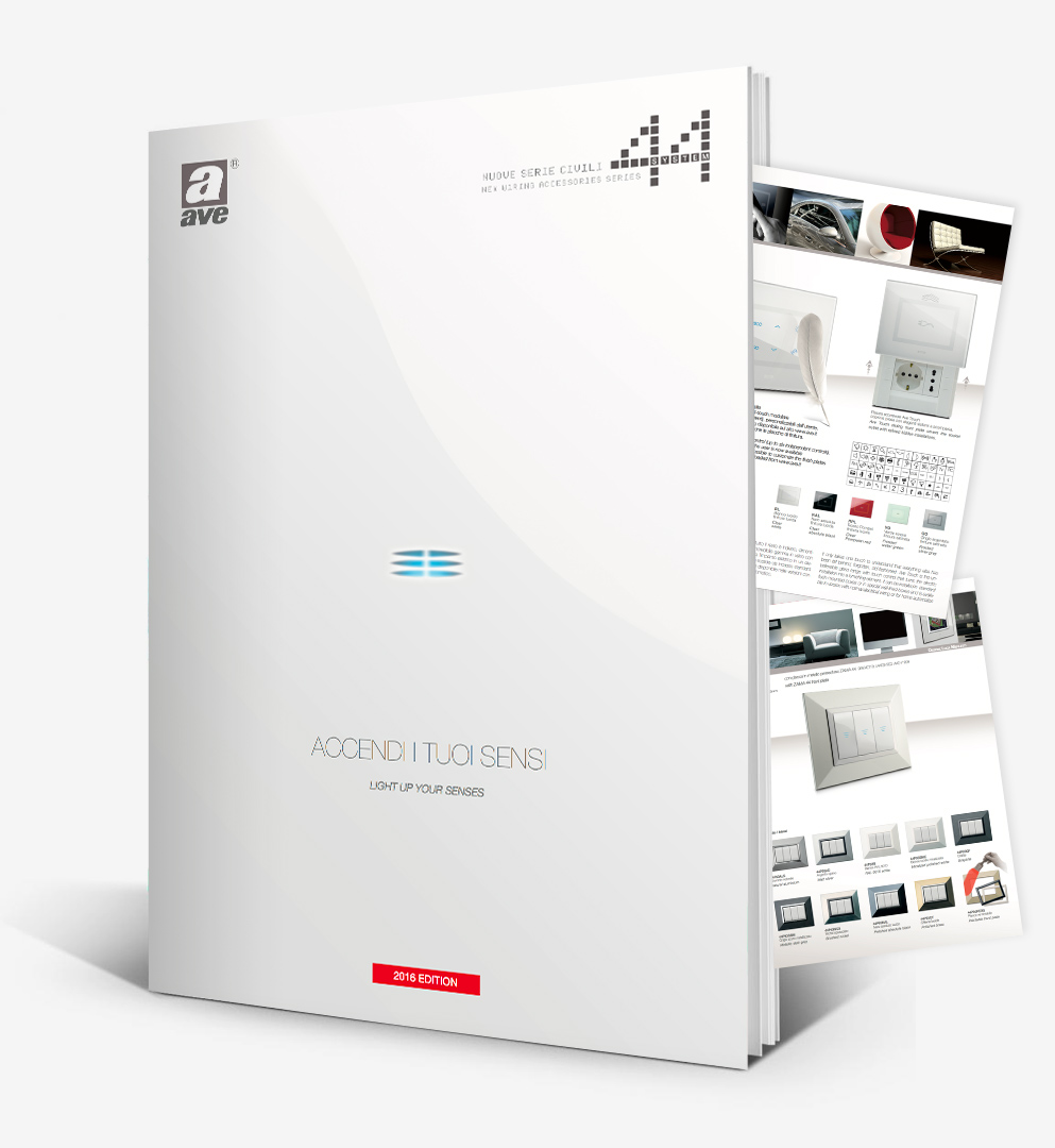 Domus touch brochure 2016