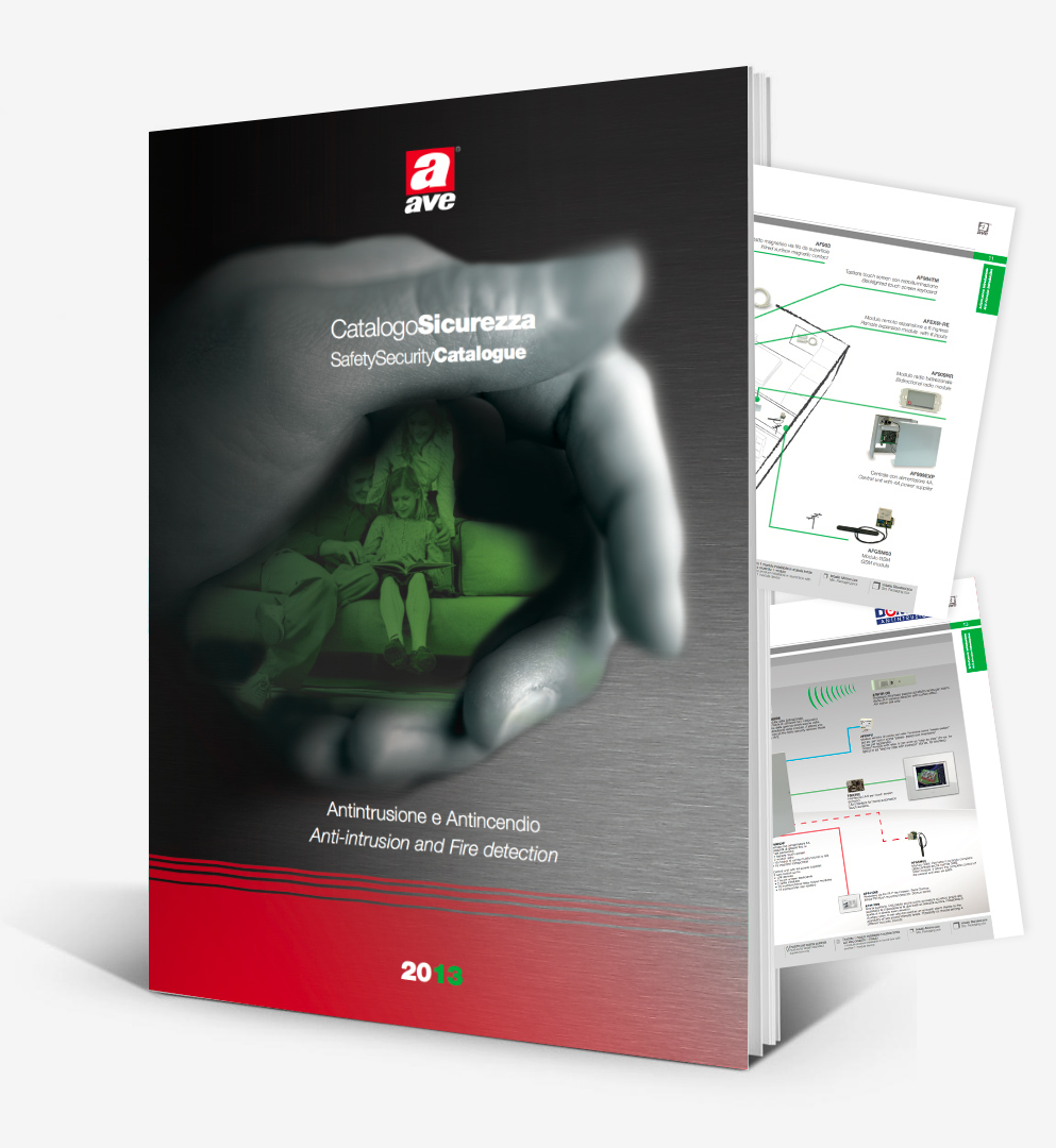Safety security catalogue anti-intrusion and fire detection