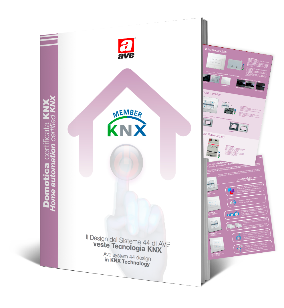Home automation certified KNX