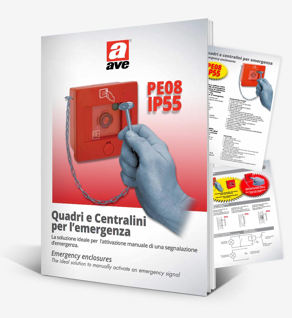Emergency enclosures leaflet