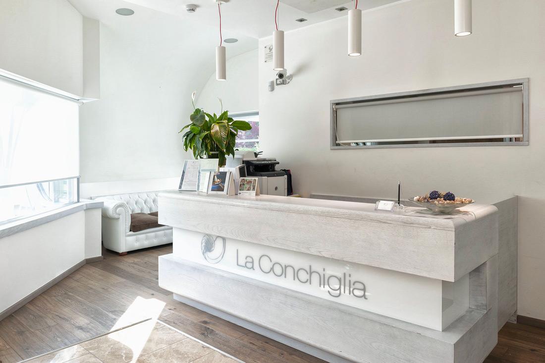 Hotel La Conchiglia - Romano di Lombardia (BG)