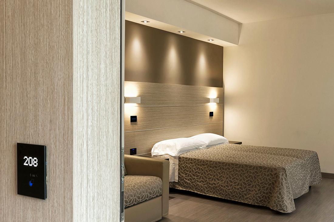 Hotel La Conchiglia Romano di Lombardia BG camera