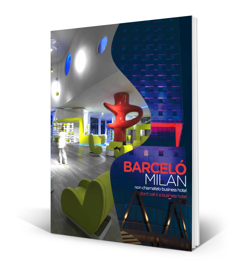 Barcelò Milan book