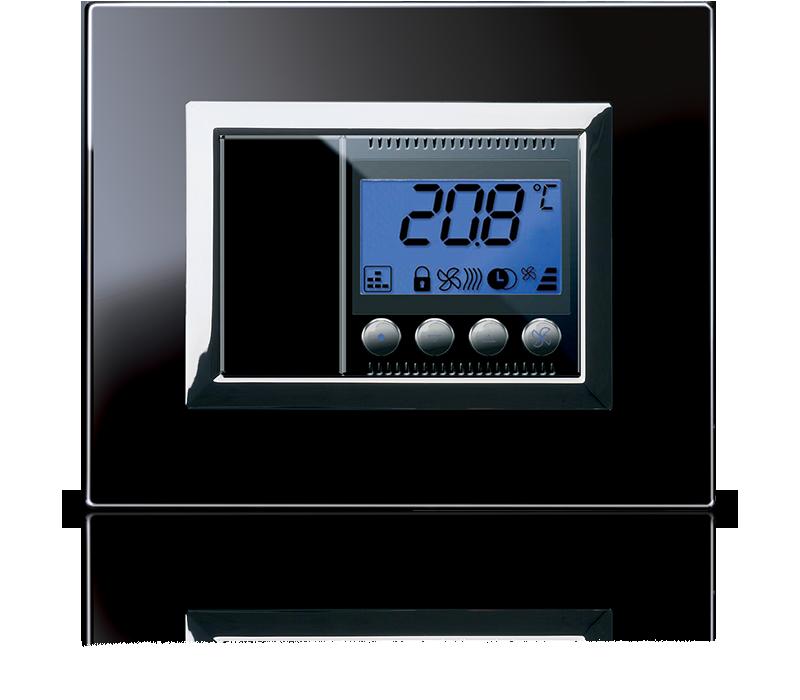 Termoregolazione ventilazione - Domotica hotel