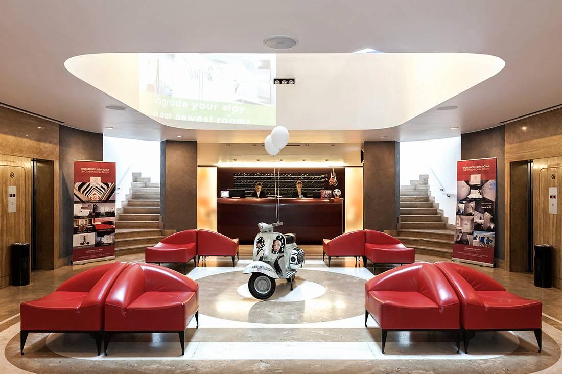 Worldhotel Ripa ROMA 1