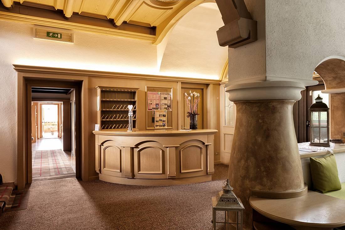 Hotel Alla Rocca Varena 1