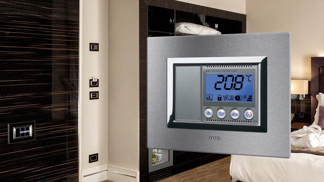 DOMINA Hotel: come la domotica riduce gli sprechi energetici