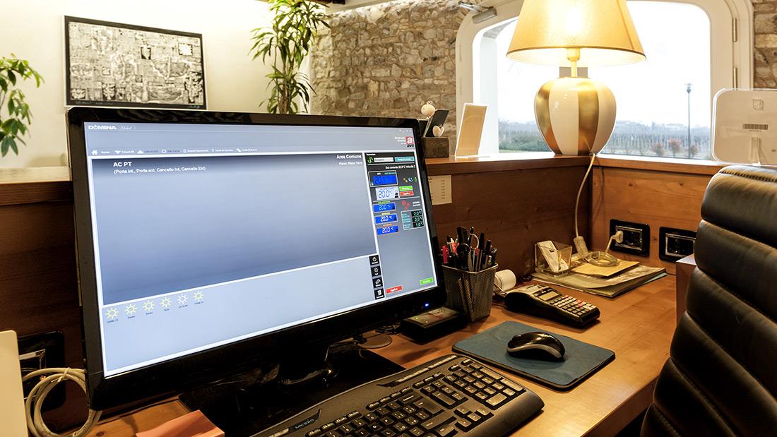 Domina Hotel di AVE, una proposta hi-tech che asseconda l'ascesa del settore alberghiero