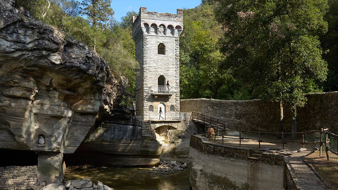 Torre di Maiano: da luogo segreto ad elegante suite di lusso con comandi Ave Touch