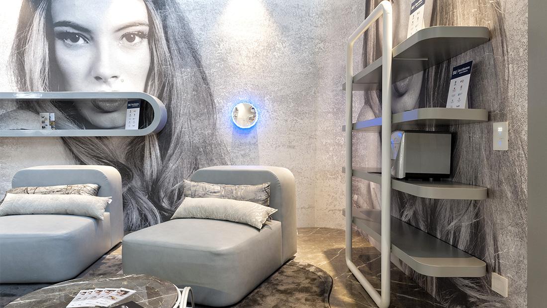 Fuorisalone 2018: Simone Micheli ha scelto AVE per Hotel Regeneration