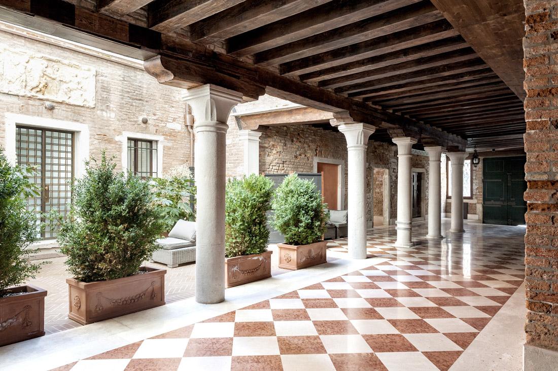 Palazzo Morosini degli Spezieri - Venezia