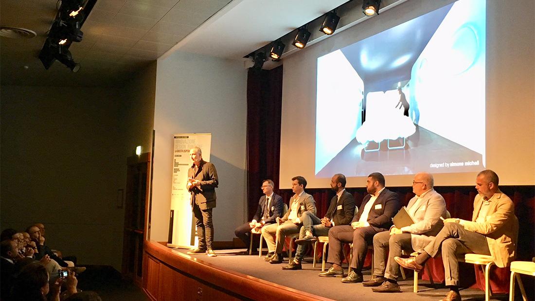 Napoli: grande successo per AVE alla Conferenza sull'ospitalità di Simone Micheli