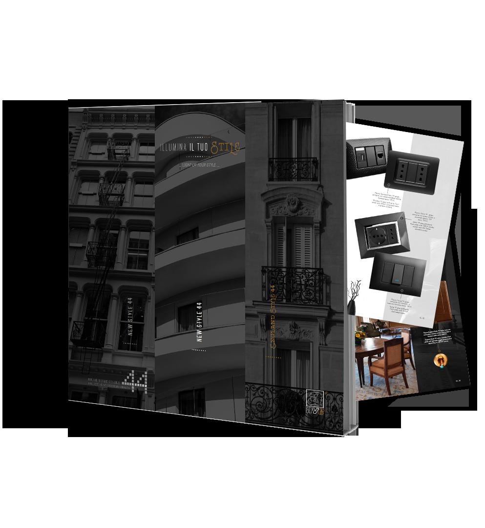 Brochure New Style & England Style