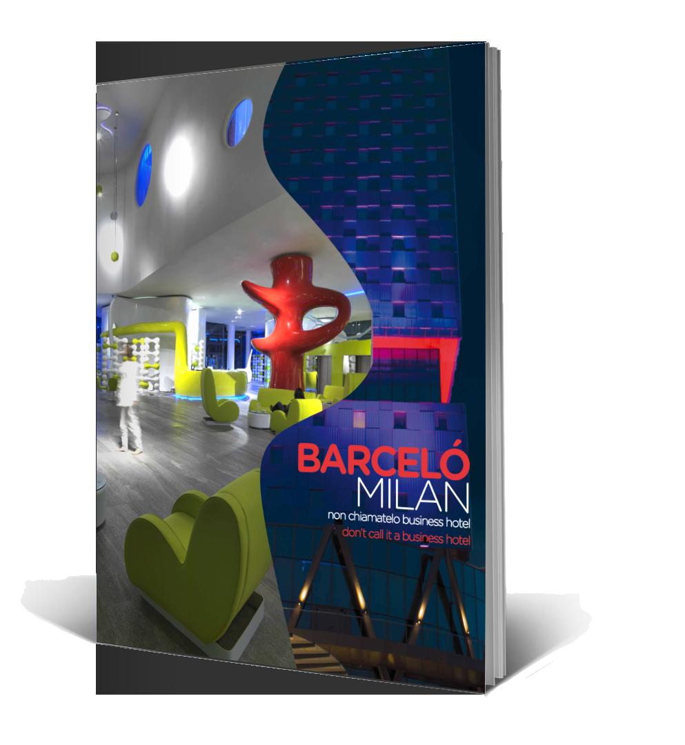 Libro Barcelo milan