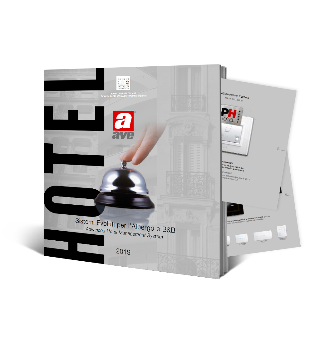 Depliant hotel 2019