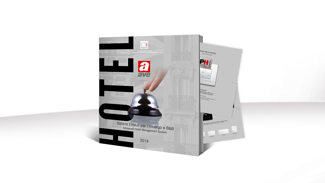È online la nuova brochure di design e tecnologia per alberghi e B&B