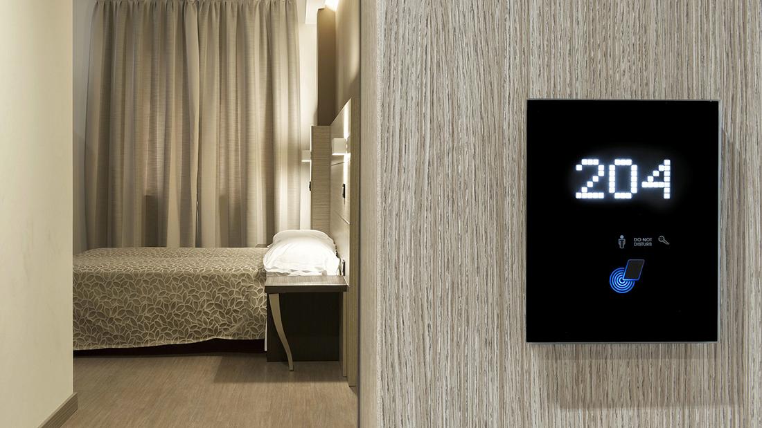 L'Hotel Ristorante La Conchiglia sceglie AVE Vip System Touch
