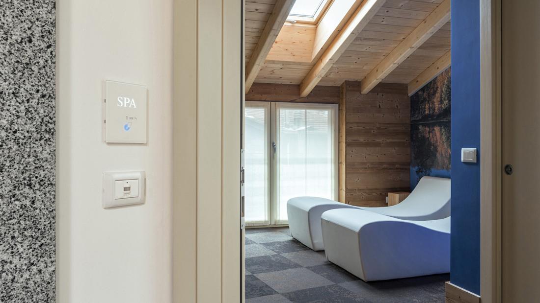 Wellness e spa: più confort e sicurezza con la domotica AVE