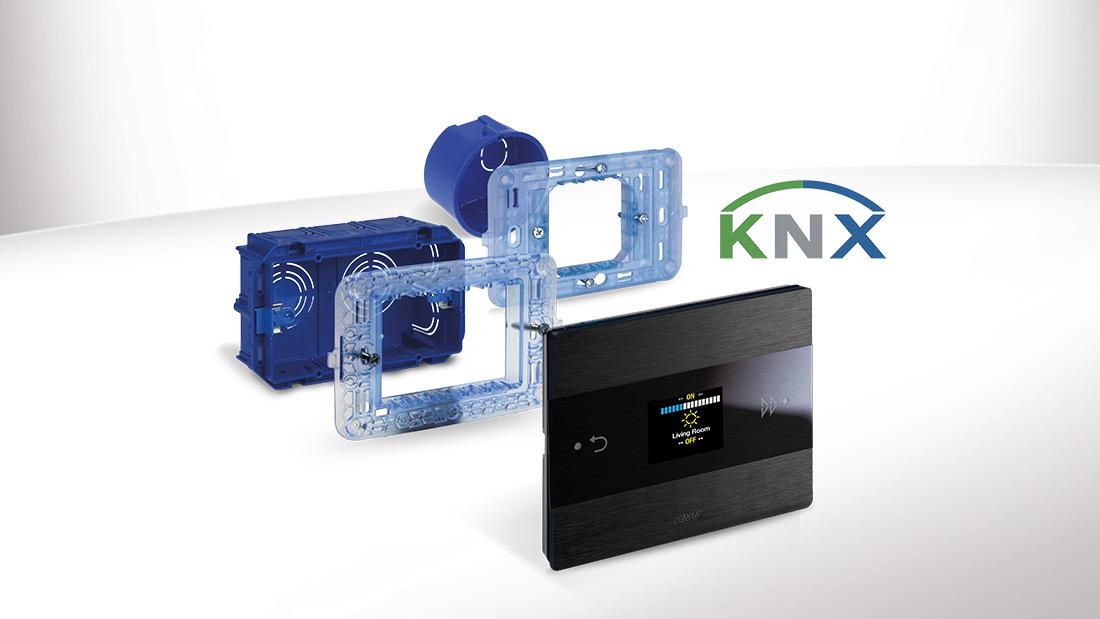 AVE Room Controller KNX per il controllo delle funzioni di stanza
